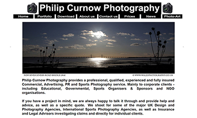 Philip Curnow Photography - Designed by Philip Curnow and Hosted by Weboriel, click here to view more information